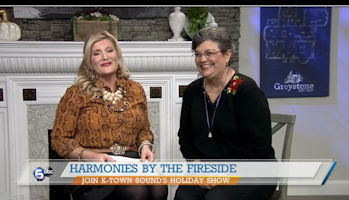 Holiday Show Chorus Interview on WATE - Living East Tennessee