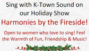 Click for more information on our Holiday Show Guest Night Oct 24