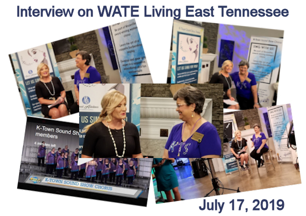 Interview on WATE Living East TN